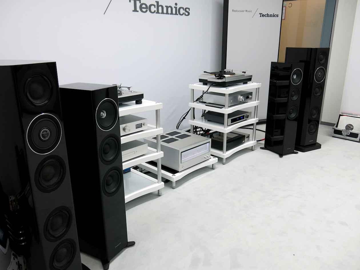 Technics SL 1000R auf der High End 2018 in München