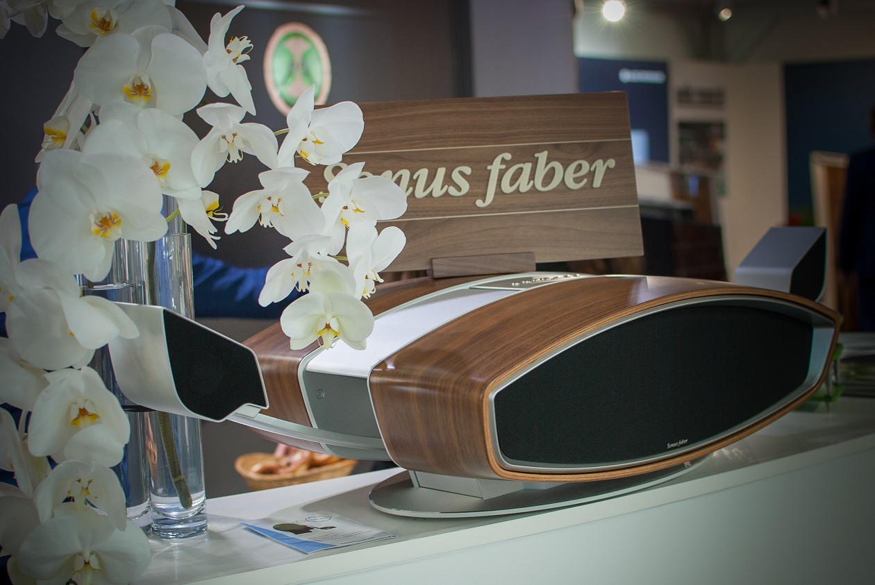 Sonus Faber SF16 - Stylisches All-In-One System
