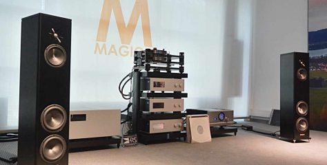 Magico A3 mit Pass INT 250 und Aurender  N 10 Streamer