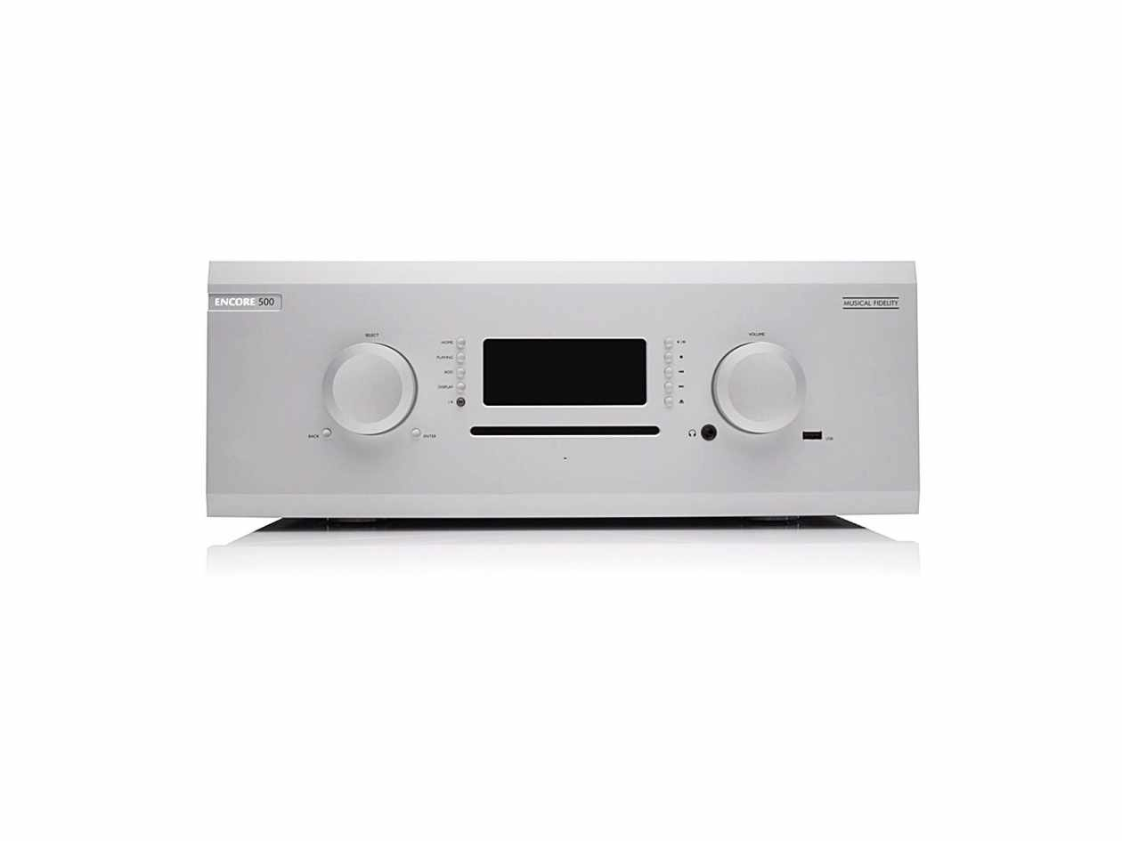 All in One System Musical Fidelity M8 Encore 500