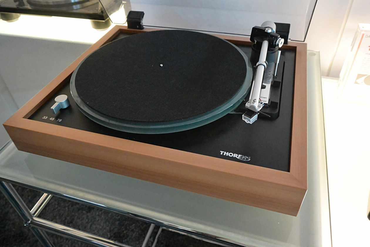 Vinyl Plattenspieler Thorens TD 148 A
