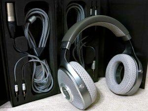 Focal Clear Kopfhörer mit Cinchkabel und XLR-Kabel