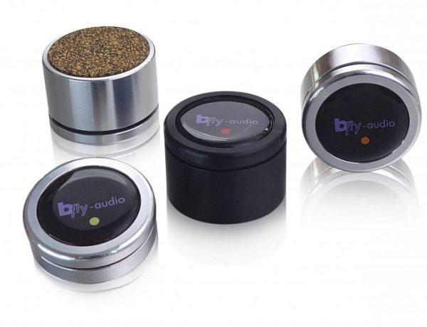 Quick-Check: bFly-Audio PURE Gerätefüße