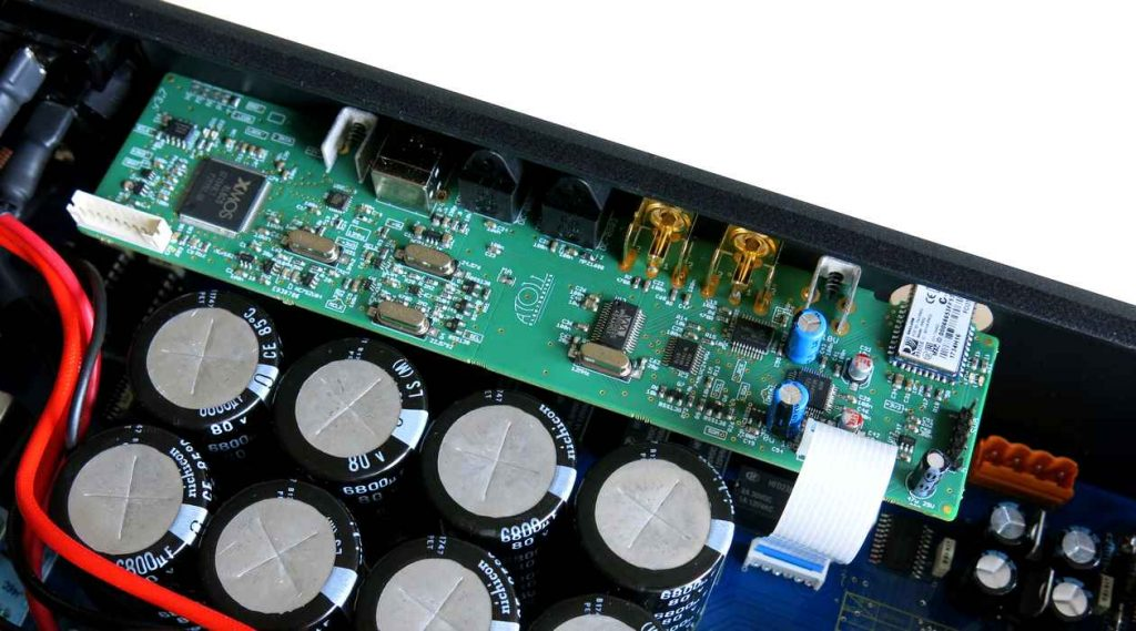 Atoll IN200 Signature mit DAC-Board