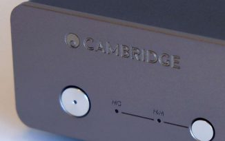 Cambridge Phono Duo MM- und MC Schalter