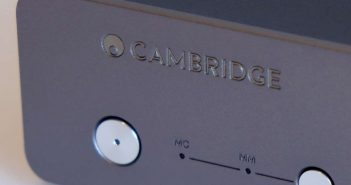 Cambridge Phono Duo MM- und MC Schalter