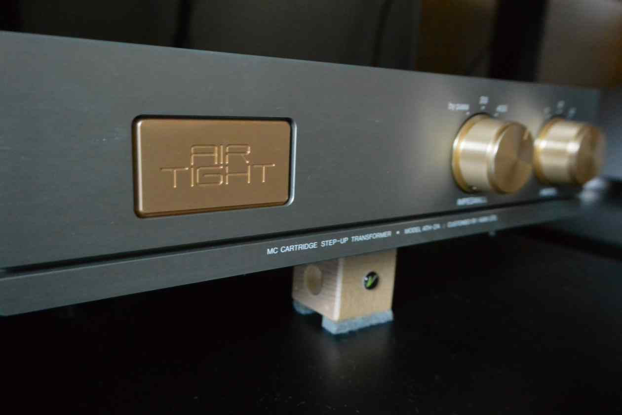 Phono Air Tight ATH 2a Reference