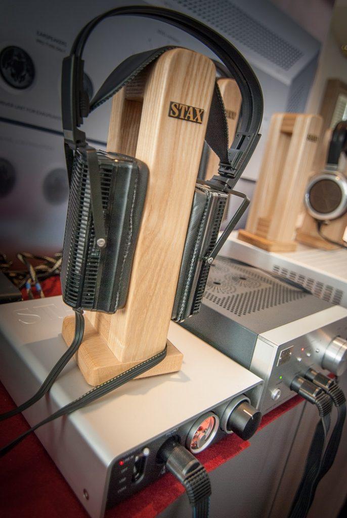 Kopfhörer Klassiker: der audiophile Elektrostat von STAX