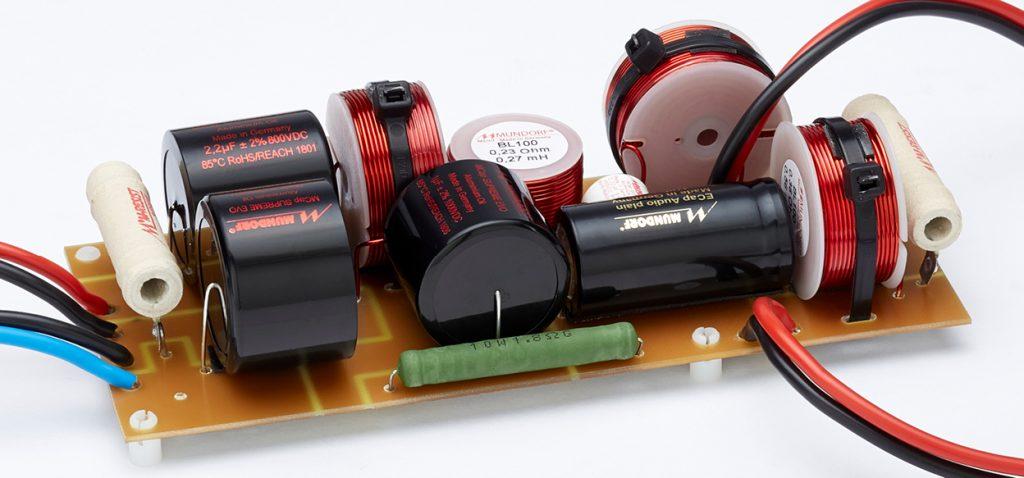 Stand Lautsprecher Inklang Audio 10.2 Frequenzweiche