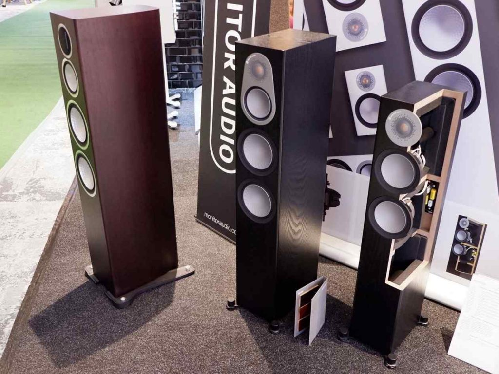 HiFi Standlautsprecher von Monitor Audio