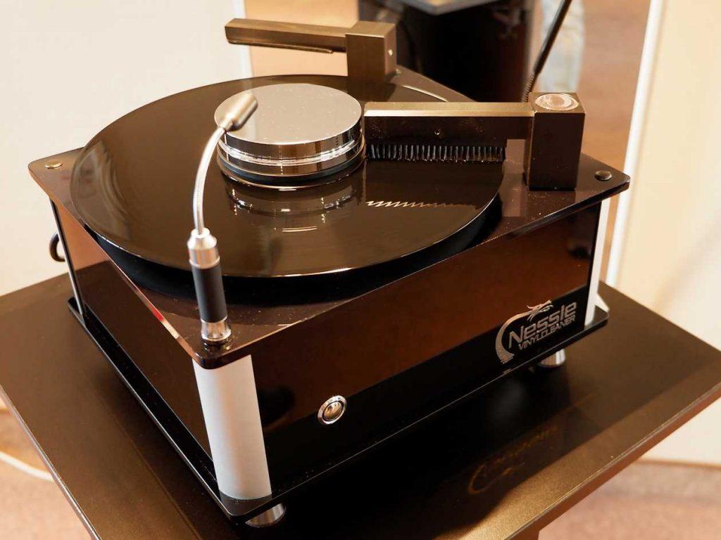 Nessi Vinyl Cleaner Platten Waschmaschine