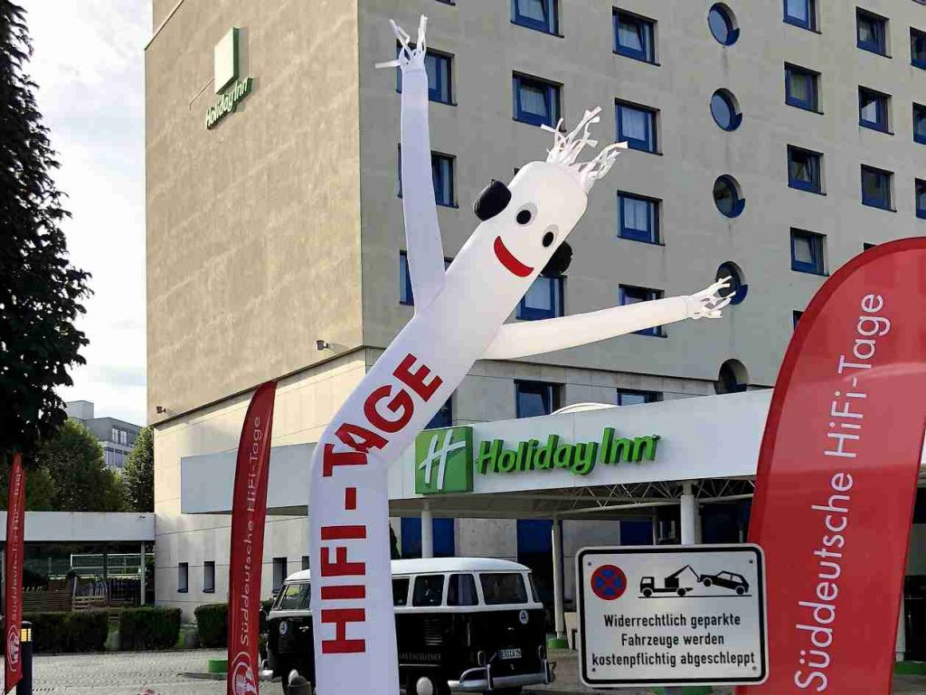 Holiday Inn Eingang