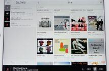 Music Life App Arcam für iPad