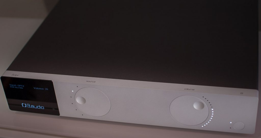 B.audio DAC-Wandler-Vorstufe b.dpr