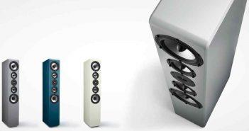 HiFi Lautsprecher Inklang Audio