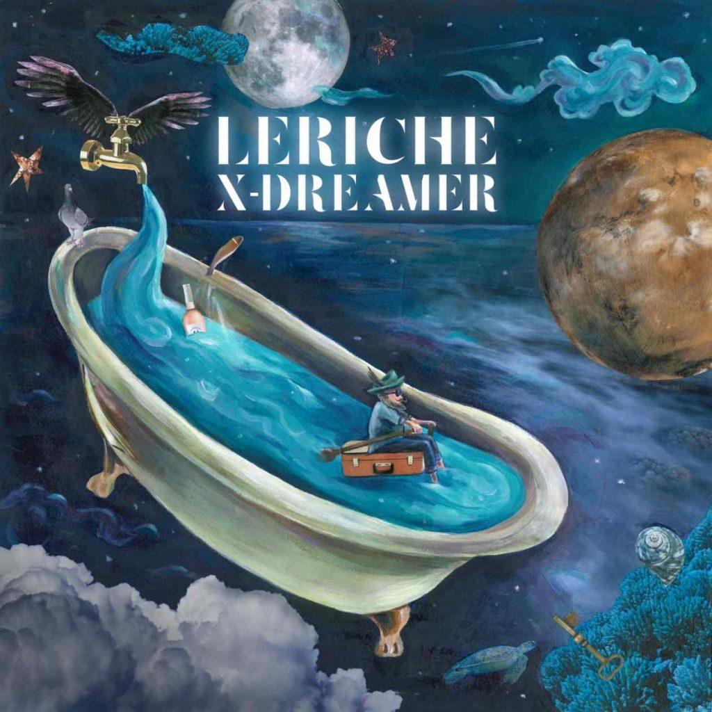 CD-Cover LeRichie X-Dreamer