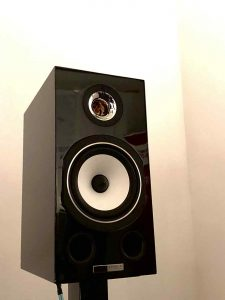Kompakt Lautsprecher Triangle Esprit Comete EZ