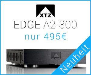 XTZ Edge Verstärker Banner