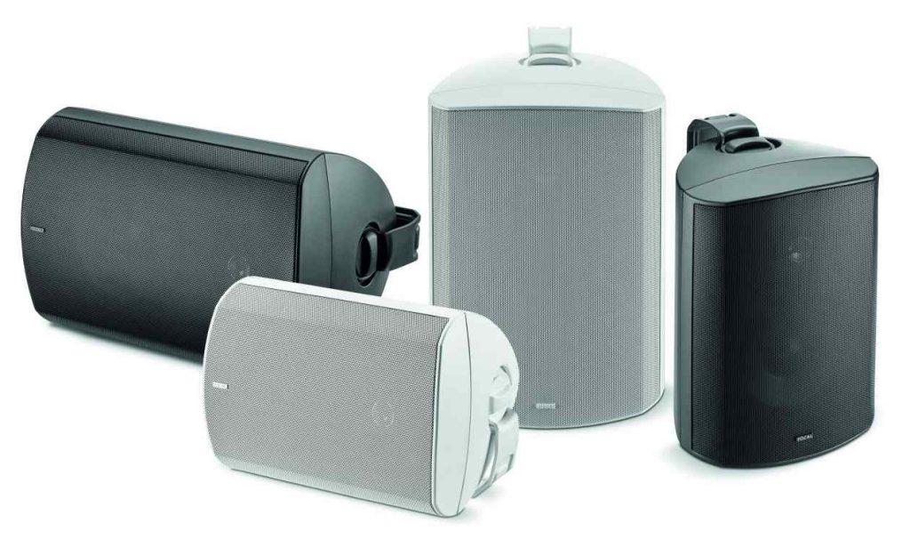 Focal Outdoor Lautsprecher OD 100 6 und OD 100 8