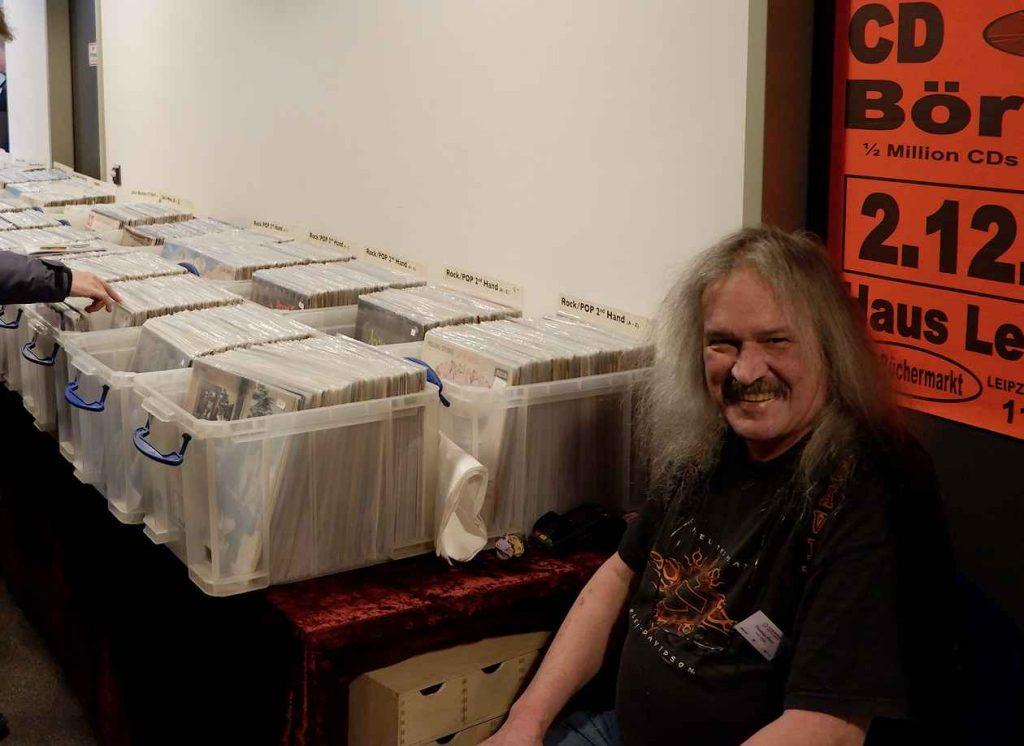 Thomas Fenn Music vom Schallplatten-Vertrieb
