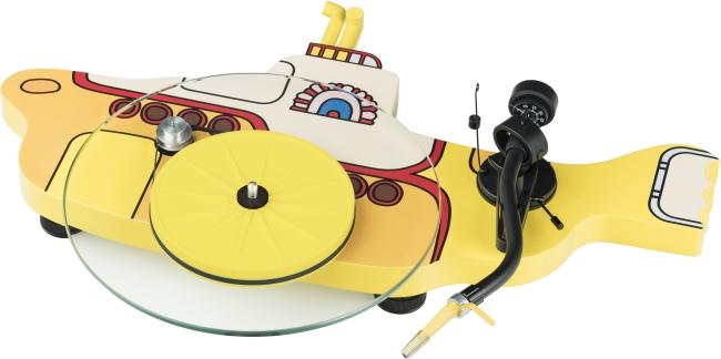Plattenspieler ProJect Yellow Submarine