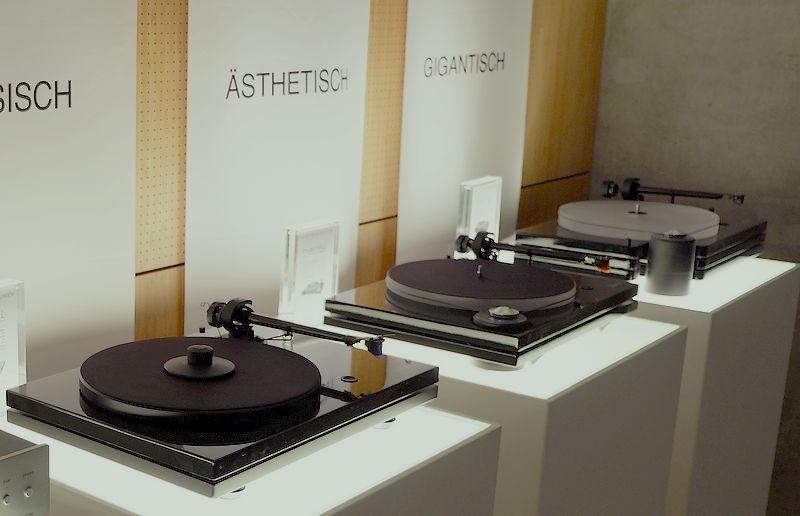 Music Hall Plattenspieler bei Reichmann Audio Systeme