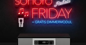 Sonoro Stereo 2 Black Friday 2018