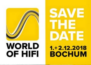 World of HiFi 2018 in Bochum @ RuhrCongress / Renaissance Hotel