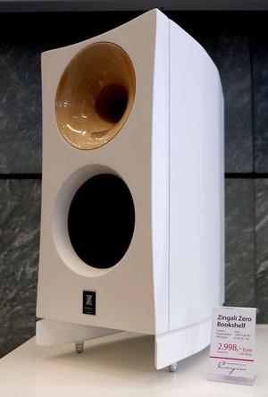 Zingali Zero Kompakt-Lautsprecher