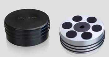 Plattenspieler Gewicht leicht von bFly-audio
