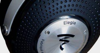 Hörmuschel der geschlossenen Test Kopfhörer Focal Elegia