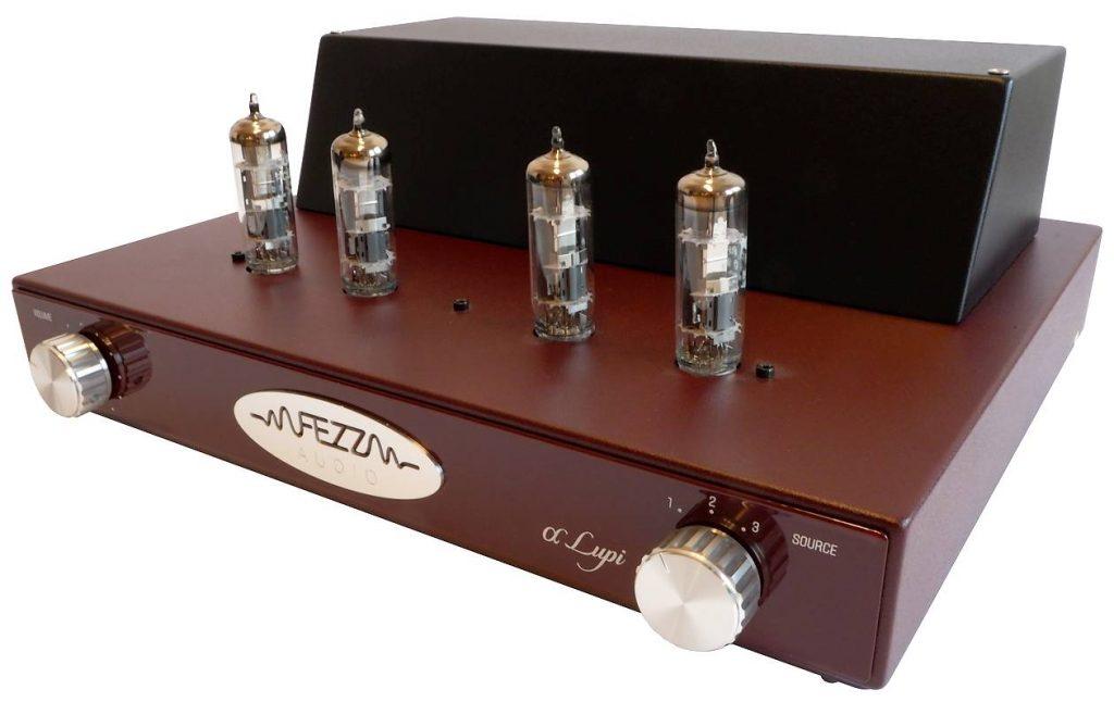 Röhren Vollverstärker Fezz Audio Alfa Lupi