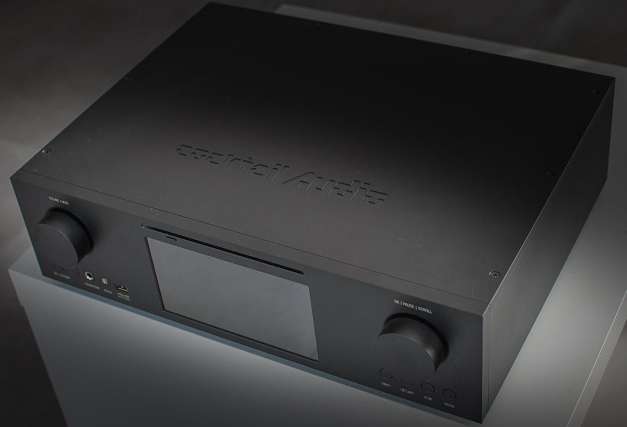CocktailAudio X45Pro Musicserver im wertig, schlichten Gewand