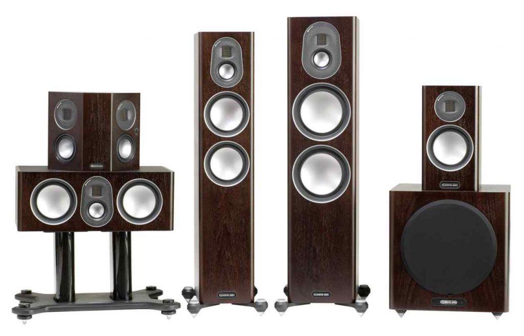 Monitor Audio Lautsprecher 5. Generation