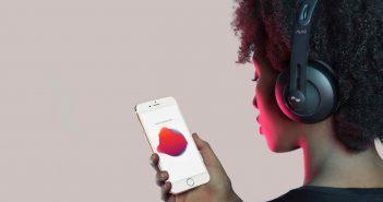 Bluetooth Kopfhörer mit Noice Canelling