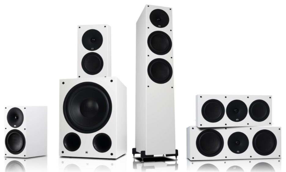Die komplette Lautsprecher-Familie XTZ Spirit