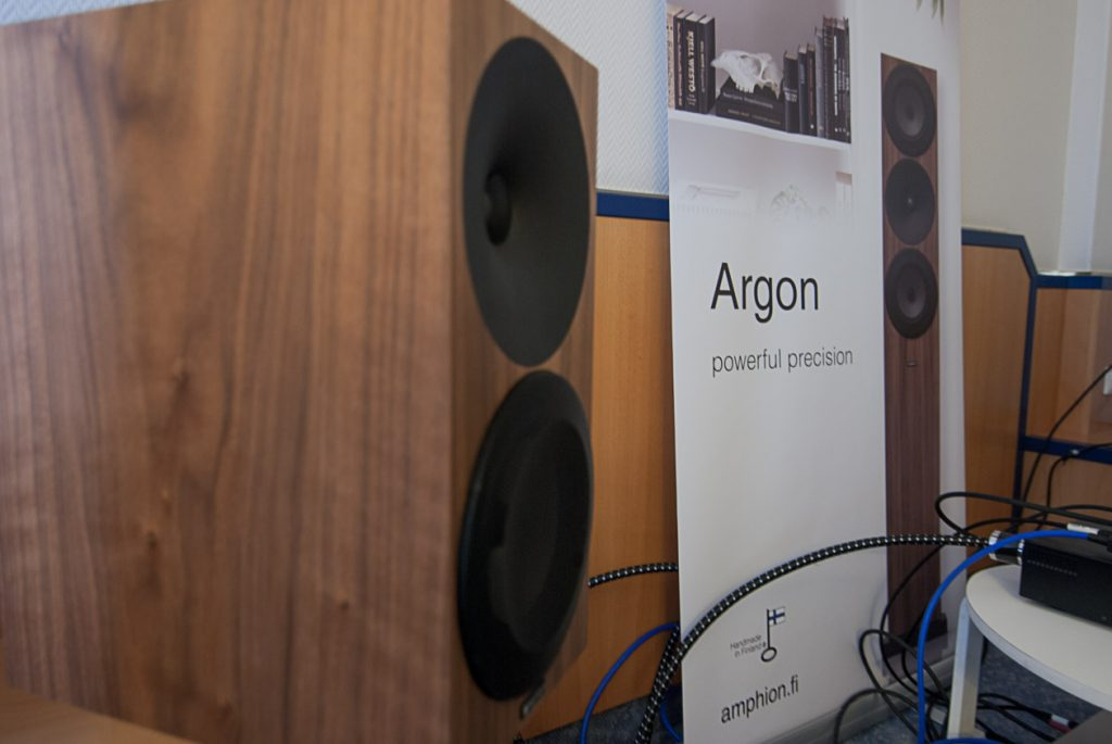 amphion Kompaktlautsprecher Argon 3S