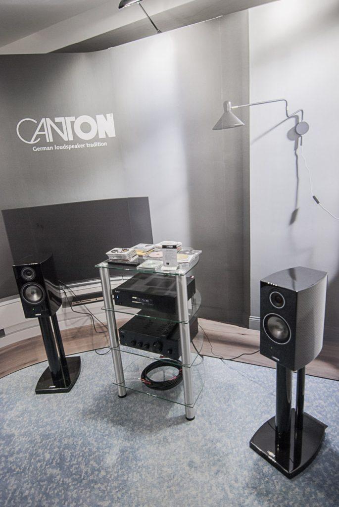 Canton Smart Vento 3 Musiksystem