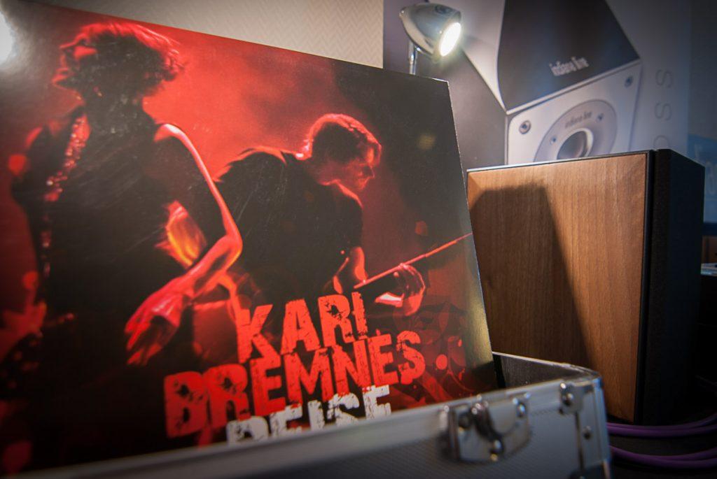 """Plattentipp: Kari Bremnes live Album """"Reise"""""""