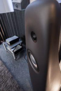 mola-mola Elektronik und vivid audio Lautsprecher