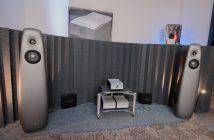 mola-mola Elektronik und vivid Lautsprecher