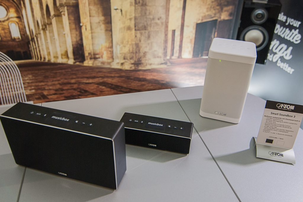 Canton im Mini-Format: Musicbox
