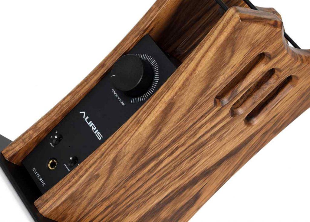 Kopfhörer-Verstärker Auris Euterpe mit D/A-Wandler