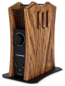 Kopfhörer-Verstärker Auris Euterpe mit D/A-Wandler Front