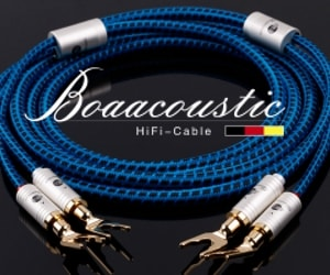 HiFi HighEnd Lautsprecherkabel Boaacoustic Blueberry