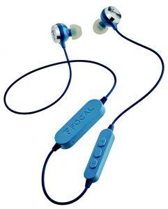 Focal Sphear Bluetooth Kopfhörer in blau