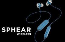 Neu der Focal Kopfhörer Sphear mit Bluetooth