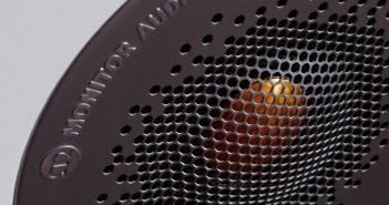 Monitor Audio Silver 100 Hochtöner hinter Gittern