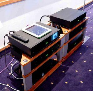 Naim Streamer und Verstärker für Focal Kanta No 3