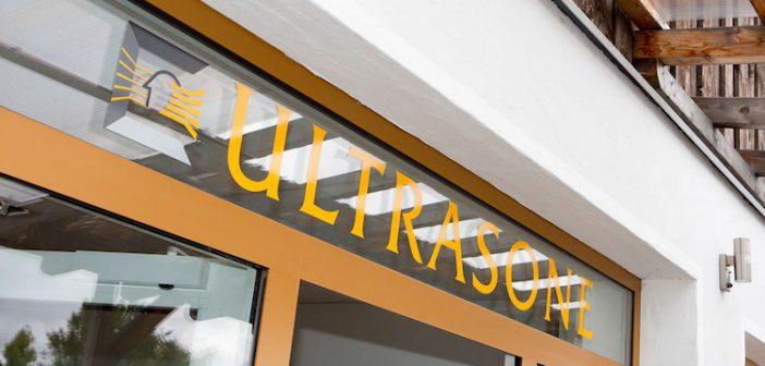 Ultrasone Kopfhörer - Geschäftshaus